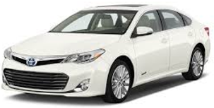 Toyota Avalon Hybrid Battery Repair