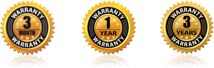 Hybrid Battery Repair San Diego Warranty Logo